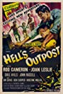 Hell's Outpost (1954) Poster