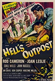 Hell's Outpost Poster