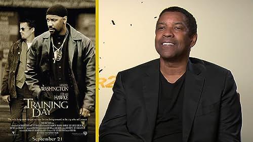 Denzel Washington on His IMDb Best-Known Movies