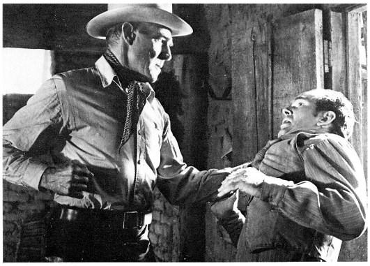 Randolph Scott in Buchanan Rides Alone (1958)