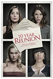 10 Year Reunion Poster