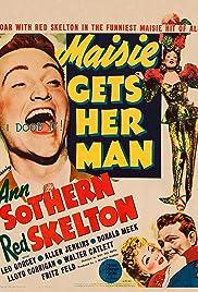 Maisie Gets Her Man Poster