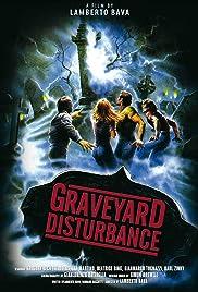 Graveyard Disturbance Poster