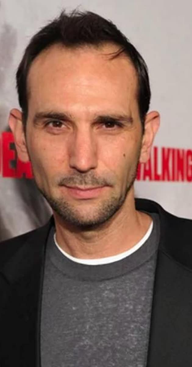 Andrew Rothenberg walking dead