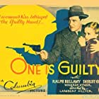 Ralph Bellamy and Shirley Grey in One Is Guilty (1934)