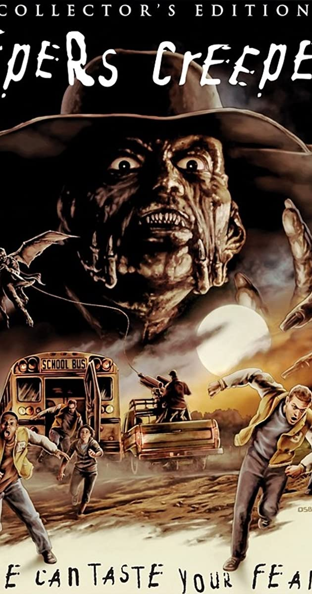 Jeepers Creepers 2 Then And Now Video 2016 Taglines Imdb