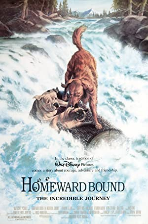 Movie Homeward Bound: The Incredible Journey (1993)