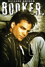 Richard Grieco in Booker (1989)