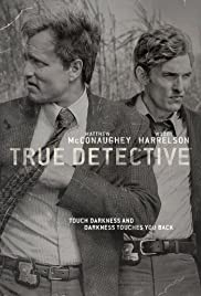 True Detective Poster - TV Show Forum, Cast, Reviews