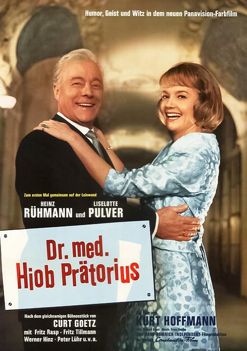 Dr. med. Hiob Prätorius (1965)