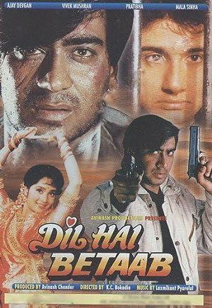 Dil Hai Betaab movie, song and  lyrics