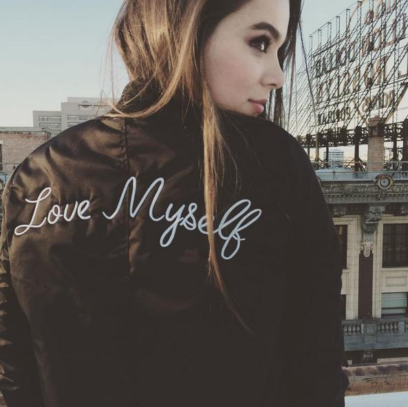 Hailee Steinfeld Love Myself 2015