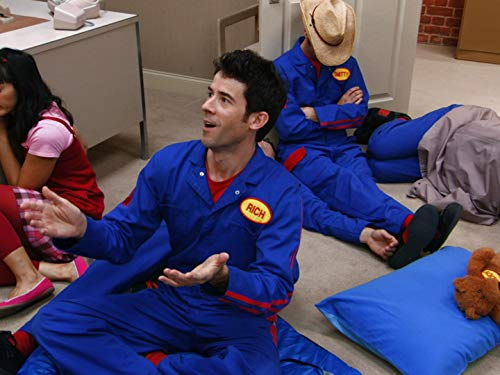Wendy Calio, Scott Smith, and Rich Collins in Imagination Movers (2008)