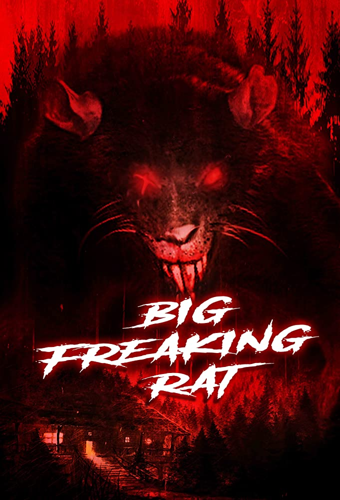 Big Freaking Rat 2020 English 720p HDRip 800MB Download