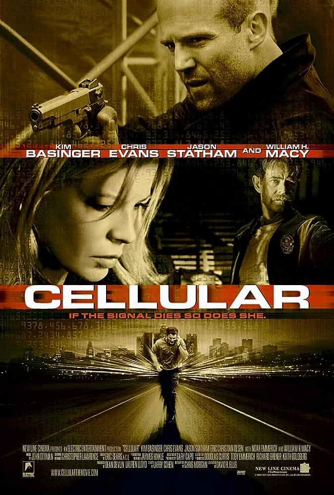 Cellular (2004) Hindi Dubbed