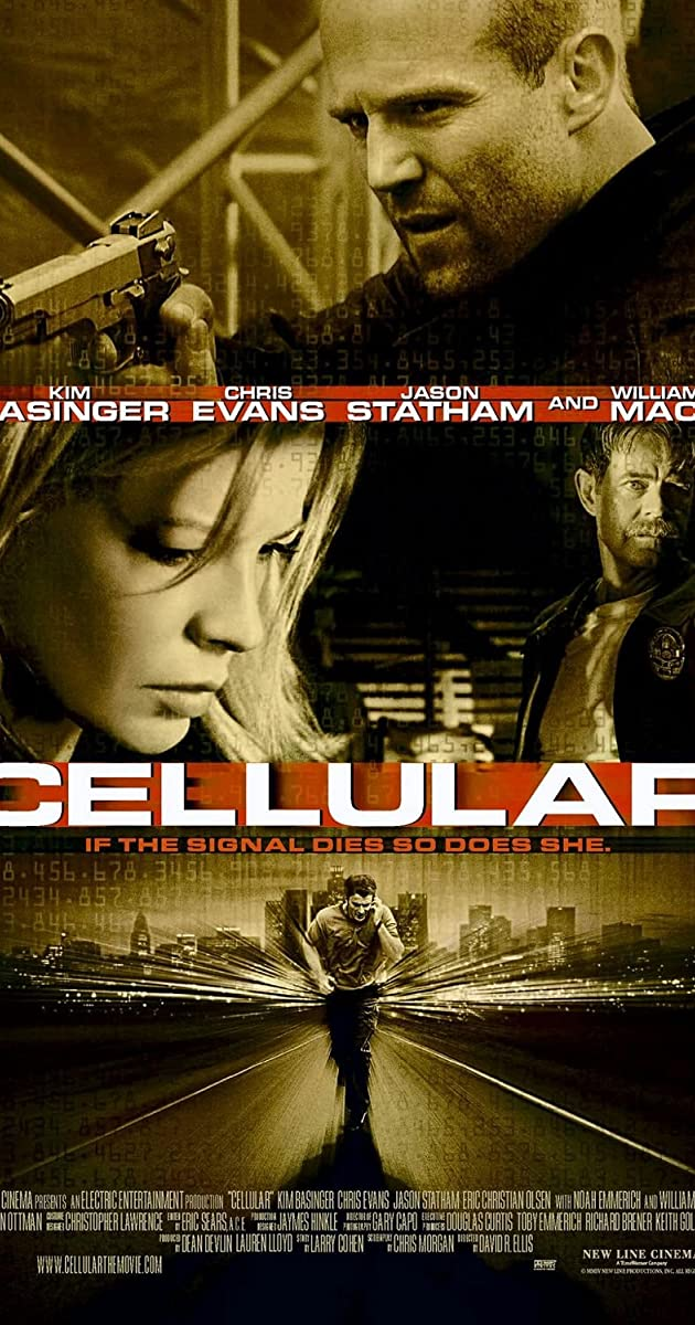 Play or Watch Movies for free Cellular (2004)