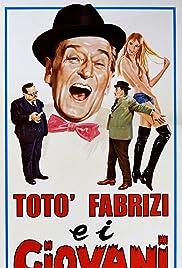 Totò, Fabrizi e i giovani d'oggi Poster
