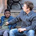 Jeremy Allen White and Christian Isaiah in Father Frank, Full of Grace (2021)
