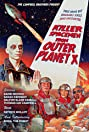 Killer Spacemen from Outer Planet X