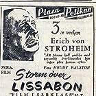 Erich von Stroheim at an event for Storm Over Lisbon (1944)
