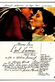 Art of Love Poster