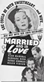 Married and in Love (1940) Poster