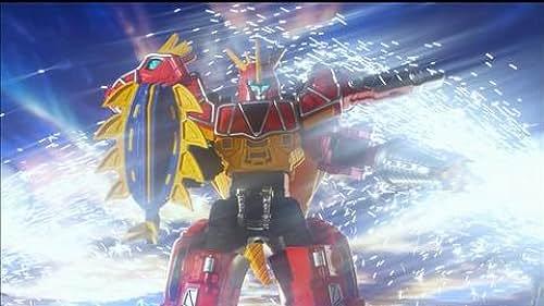 Trailer for Power Rangers: Dino Charge Resurgence