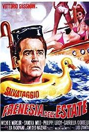 Frenesia dell'estate(1964) Poster - Movie Forum, Cast, Reviews