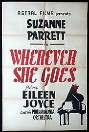 Wherever She Goes Poster