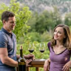Rachael Leigh Cook and Brendan Penny in Autumn in the Vineyard (2016)