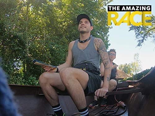 Tyler Oakley and Korey Kuhl in The Amazing Race (2001)