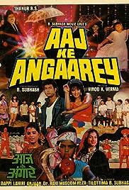 Aaj Ke Angaarey Poster