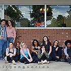 Desire Taylor, April Washko, Ashley Gray, Rocco Guirlanda, Jeannine Thompson, Sharla Fasko, Cecily Gooden, Lyindaa Russell, Krissi Kinney, and Monica Hiris in Chair Gang (2017)