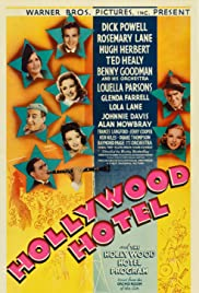 Hollywood Hotel Poster