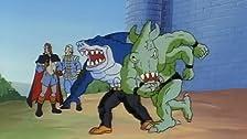 Sir Shark-a-Lot