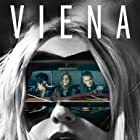 Dakota Fanning, Jeremy Allen White, and Caleb Landry Jones in Viena and the Fantomes (2020)