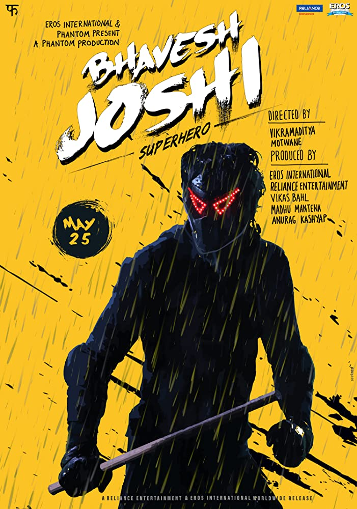 Bhavesh Joshi Superhero 2018 Hindi 720p DVDrip thumbnail