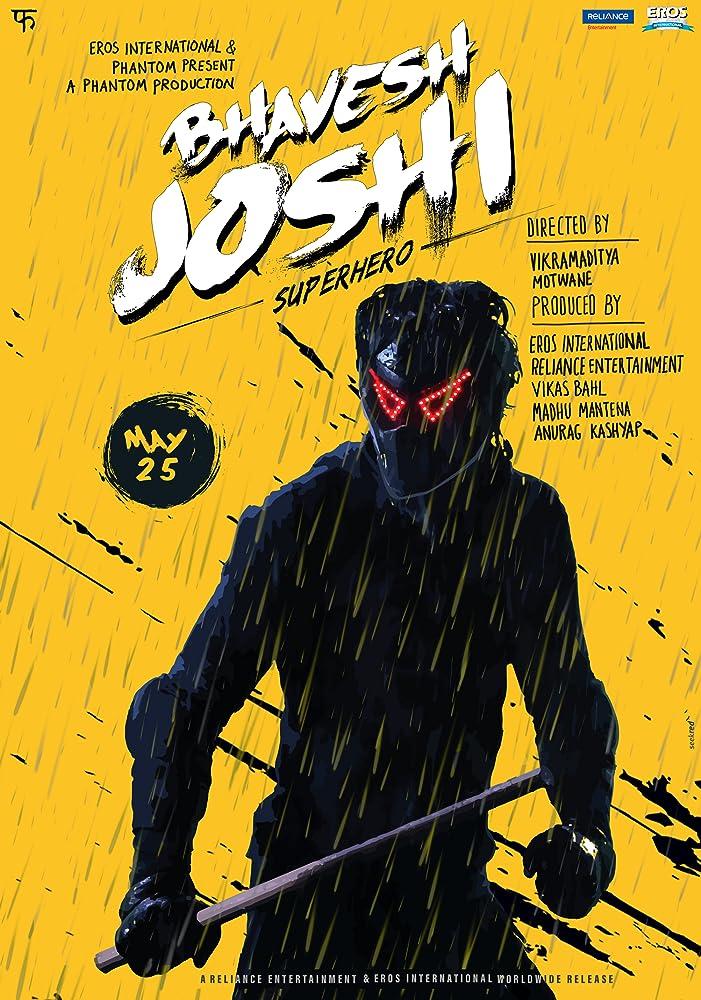 Bhavesh Joshi Superhero (2018) 720p + 1080p WEB-DL x264 ESubs Hindi DD5.1 CH 1.06GB + 4.08GB