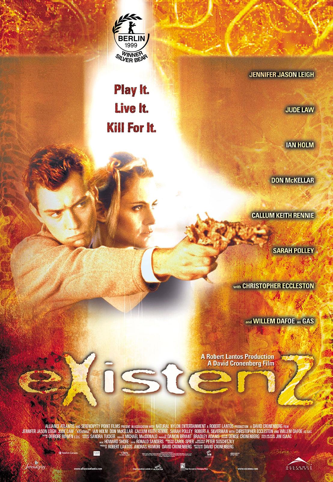 ดูหนังออนไลน์ eXistenZ (1999)