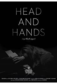 Head and Hands: My Black Angel Poster