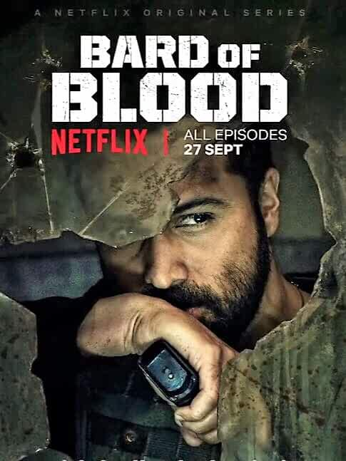 Bard of Blood (2019) 480P HEVC HDRip S01 Complete NF Series Dual Audio Hindi or English x265 AAC ESubs 900MB