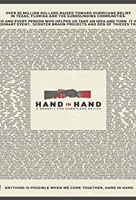 Primary photo for Hand in Hand: A Benefit for Hurricane Relief