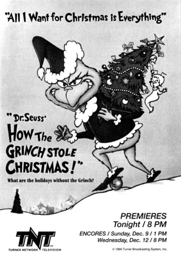 How The Grinch Stole Christmas 1966 Movie Poster.How The Grinch Stole Christmas 1966