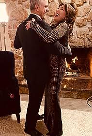 Diane Robin and Davide Reali in Strange Therapy (2019)