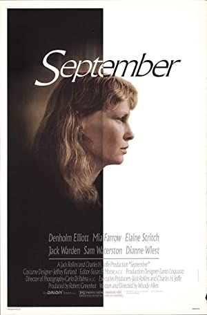 September Poster Image