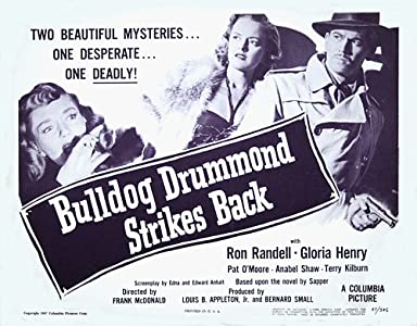 Bulldog Drummond Strikes Back download movies