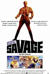 Primary photo for Doc Savage: The Man of Bronze