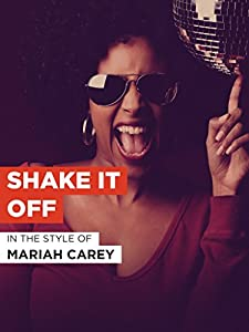 Rent movie amazon download Mariah Carey: Shake It Off [Bluray]