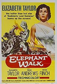 Elephant Walk (1953) Poster - Movie Forum, Cast, Reviews