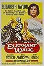 Elephant Walk (1954) Poster
